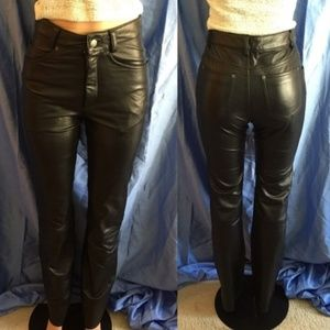 Wilson's Leather! 100% Genuine Leather Pants!